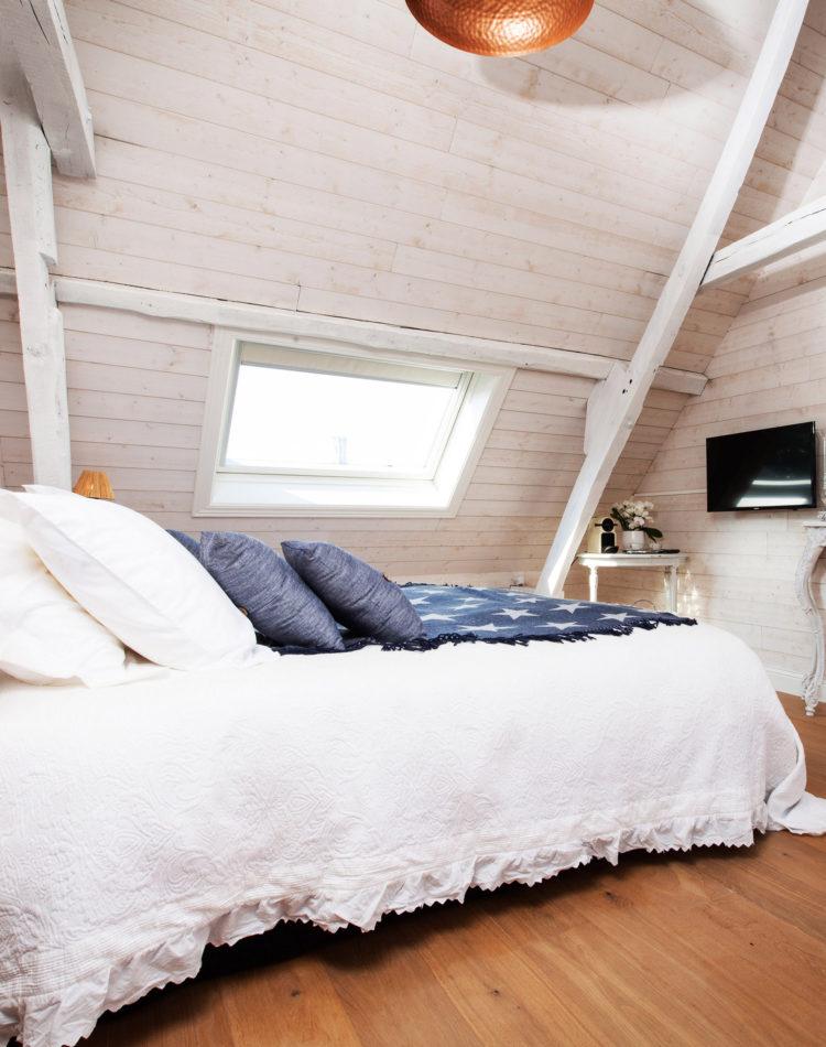Kamer Knokke-Le-Zoute in Maison Amodio bed and breakfast in centrum Brugge. Heerlijk en romantisch overnachten in Brugge!